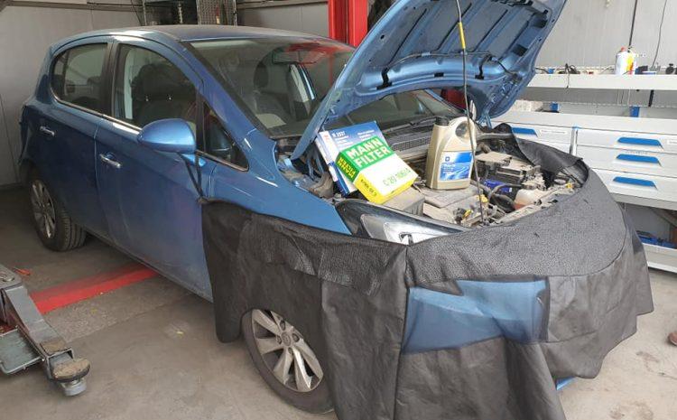 Revizie generala Opel Corsa 1.4